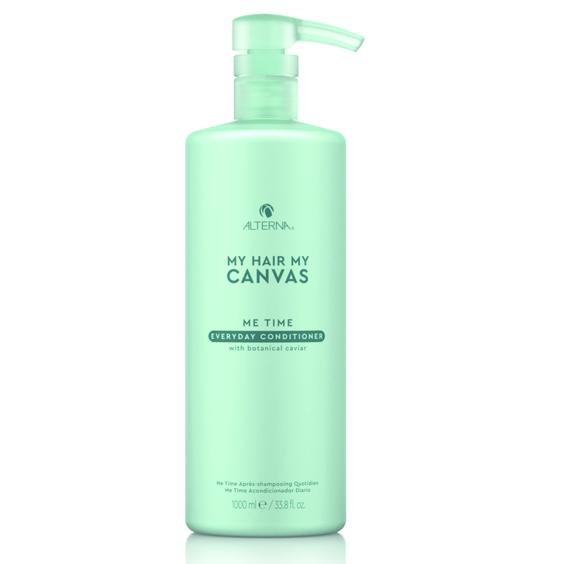 Alterna My Hair My Canvas Me Time Everyday Conditioner 1000 ml inclusive Pumpe