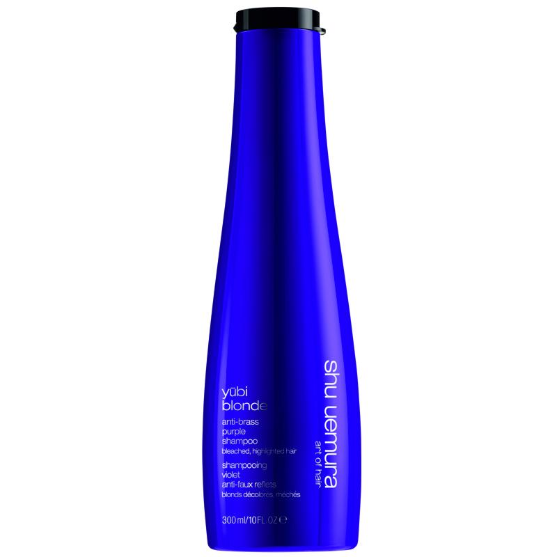 Shu Uemura Yubi Blonde Anti-Gelbstich Purple Shampoo 300 ml