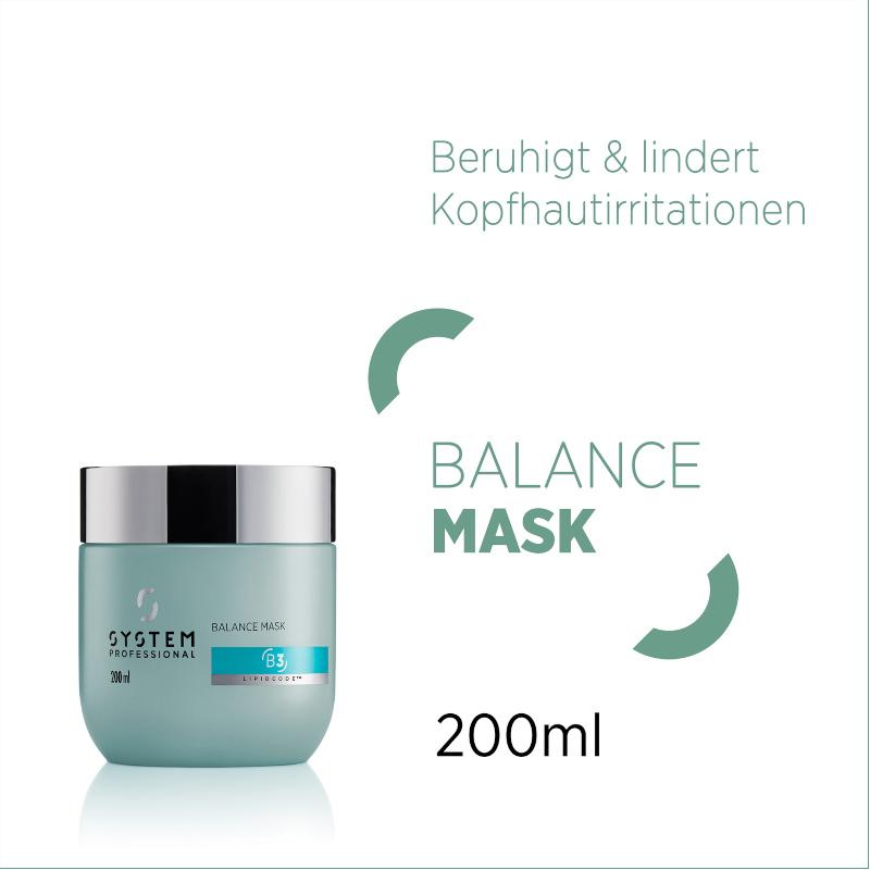 System Professional B3 Balance Mask 200 ml