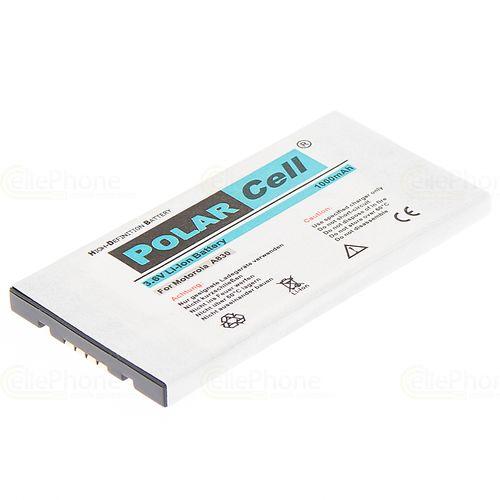 cellePhone PolarCell Akku Li-Ion kompatibel mit Motorola A830 A835 A920 A925 (Ersatz für SNN5639)