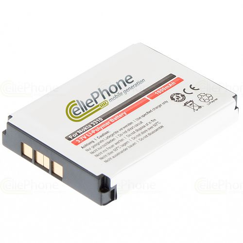 cellePhone Battery Li-Ion for Nokia 3310 3330 5510 (replaced BLC-2 / BLC-3 / BMC-3)