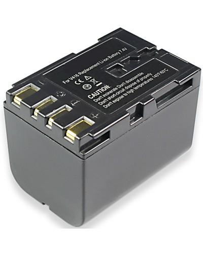 cellePhone Akku Li-Ion kompatibel zu JVC BN-V416 - schwarz