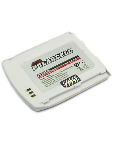 cellePhone PolarCell Akku Li-Polymer kompatibel mit LG KE500 - silber (Ersatz für LGLP-GBIM)