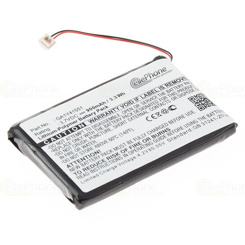 cellePhone Battery Li-Ion for Palm Tungsten E2 (replaced GA1Y41551)