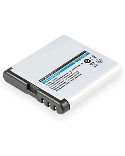 cellePhone Battery Li-Ion for Nokia 6700 Classic Illuvial (replaced BL-6Q)
