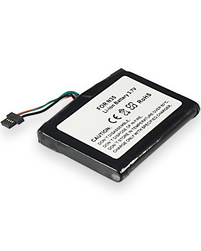 cellePhone Battery Li-Ion for Acer N35 / Airis N509 / T605 / Typhoon MyGuide 3600 (replaced 20-00598-04A WD)