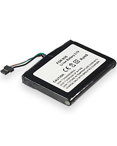 cellePhone Akku Li-Ion kompatibel mit Acer N35 / Airis N509 / T605 / Typhoon MyGuide 3600 (Ersatz für 20-00598-04A WD)