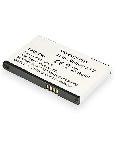 cellePhone Akku Li-Ion für Asus MyPal P515 / P525 / P526 / P535 / P735 / P750  (ersetzt SBP-06)