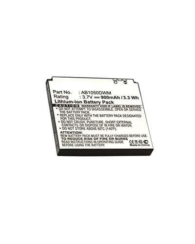 cellePhone Battery Li-Ion for Philips Xenium X510 / X605 / X650 / X712 / X810 (replaced AB1050DWM)