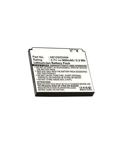 cellePhone Akku Li-Ion für Philips Xenium X510 / X605 / X650 / X712 / X810 (ersetzt AB1050DWM)
