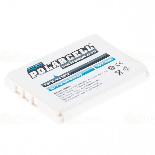 cellePhone PolarCell Akku Li-Ion kompatibel mit Nokia 3510 3410 3510i 3530 6800 6810 (Ersatz für BLC-2 / BLC-1 / BMC-3)