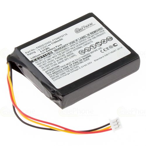 cellePhone Battery Li-Ion for TomTom One / One Europe / Rider / V2 / V3