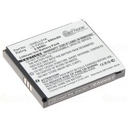Battery Li-Ion for Doro PhoneEasy 409 / 409GSM / 410 / 410GSM / 610 / 610GSM (replaced SHELL01A) günstig online kaufen