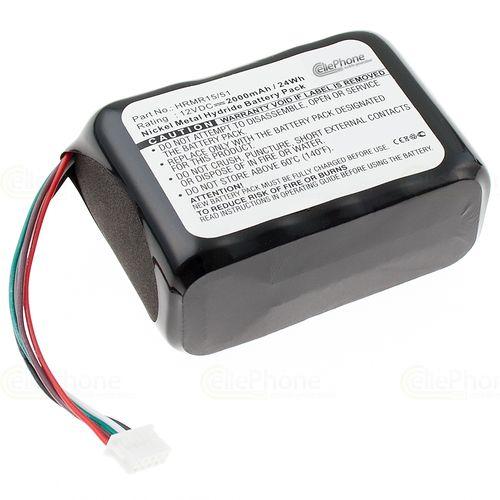 cellePhone Akku Ni-MH für Logitech Squeezebox Radio (ersetzt NT210AAHCB10YMXZ)