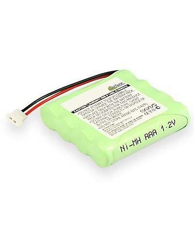 cellePhone Akku Ni-MH kompatibel mit Alcatel Bilboa 570 / Binatone Easytouch 100 200 (Ersatz für GP55AAABMU)