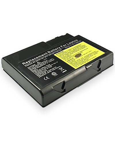 cellePhone Battery Li-Ion compatible with Acer BT.A0101.001 / BTP-550 / HBT.0186.001 / HBT.186.002 - 4400 mAh