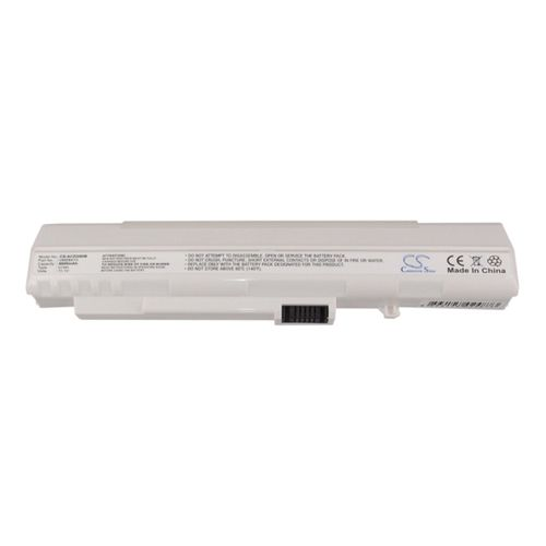 cellePhone Battery Li-Ion compatible with Acer UM08A72 / UM08A73 - White - 6600 mAh