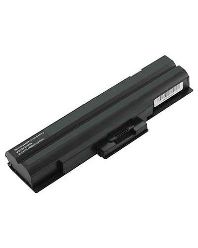 cellePhone Akku Li-Ion kompatibel zu Sony VGP-BPL13 / VGP-BPS13 / VGP-BPS21 - schwarz - 6600 mAh