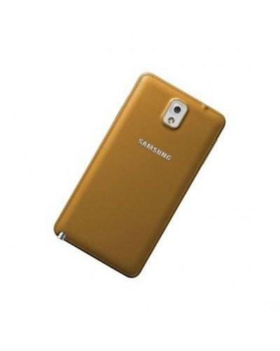 Genuine Samsung Galaxy Note 3 (N9005) (ET-BN900SYEGWW) Battery Cover - yellow