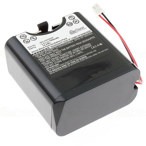 cellePhone Battery Ni-MH for Sony XDR-DS12iP / RDP-XF100iP (replaced NH-2000RDP)