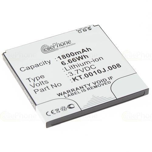 cellePhone Akku Li-Ion kompatibel mit Acer Liquid E2 V370 (Ersatz für KT.0010J.008)