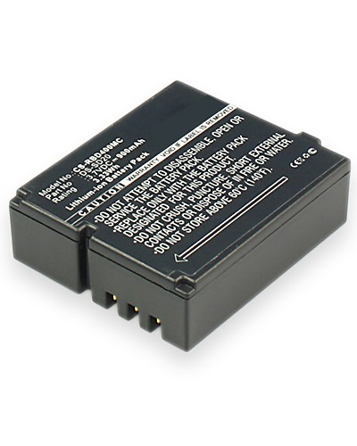 cellePhone Battery Li-Ion compatible with Rollei DS-SD20