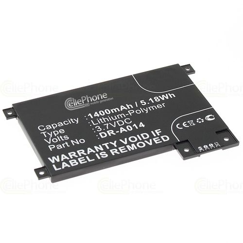 cellePhone Battery Li-Polymer for Amazon Kindle Touch (replaced 170-1056-00 / S2011-002-A)