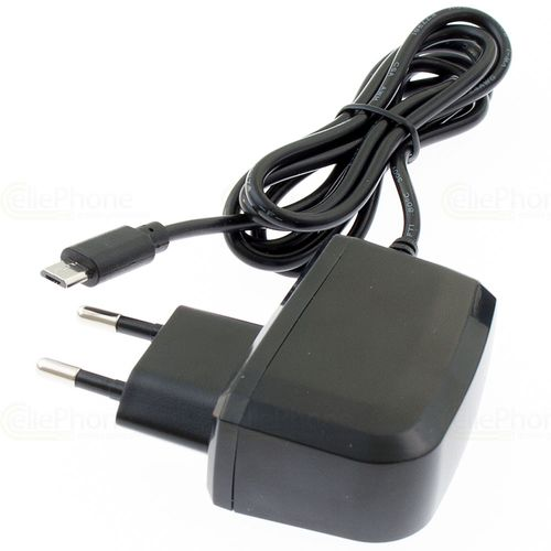 cellePhone Mains charger for Acer Liquid E4 / Liquid Z4 (micro-USB)