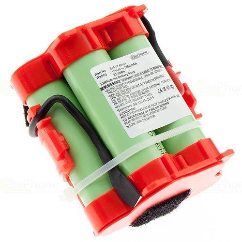 cellePhone Akku Li-Ion für Gardena Mähroboter R38Li R40Li R45Li R50Li R70Li R75Li R80Li (ersetzt 574 47 68-01) - 1500 mAh