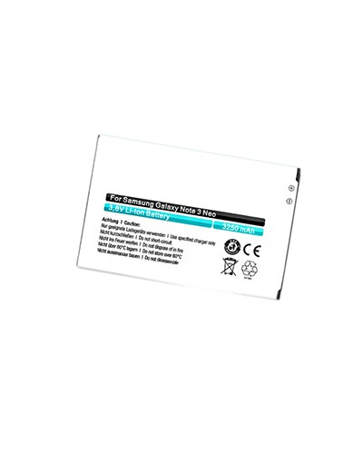 cellePhone Battery Li-Ion for Samsung Galaxy Note 3 Neo (GT-N7505) (replaced EB-BN750BBC)