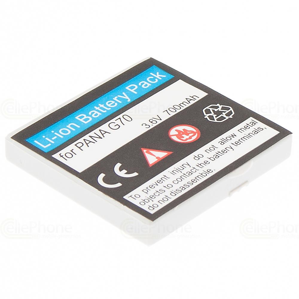 cellePhone PolarCell battery Li-Ion for Panasonic G70