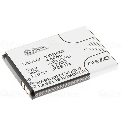 cellePhone Battery Li-Ion for Doro Primo 413 414 (replaced RCB413 / RCB01P01)