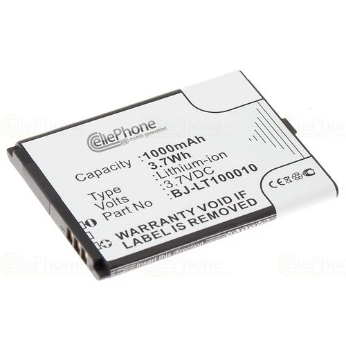 cellePhone Battery Li-Ion for Panasonic KX-TU327 KX-TU328 KX-TU339 (replaced BJ-LT100010)
