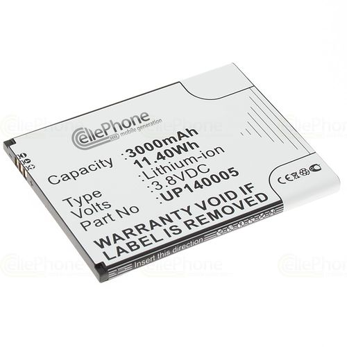 cellePhone Akku Li-Polymer kompatibel mit InFocus M320 M320m M320u (Ersatz für UP140005)