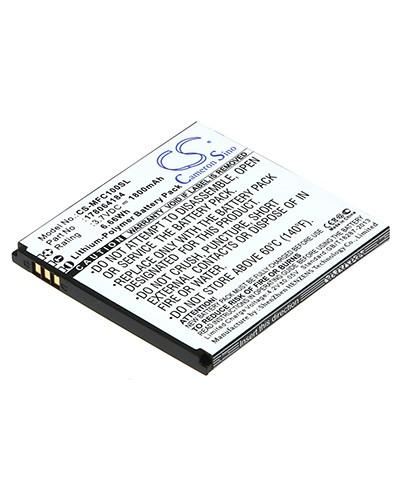 cellePhone Akku Li-Polymer kompatibel mit MobiWire Cygnus (Ersatz für 178064184)