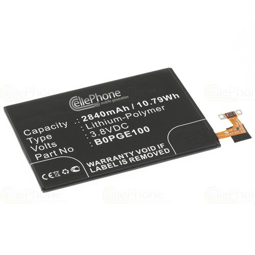 cellePhone battery Li-Polymer for HTC One M9 (replaced B0PGE100)