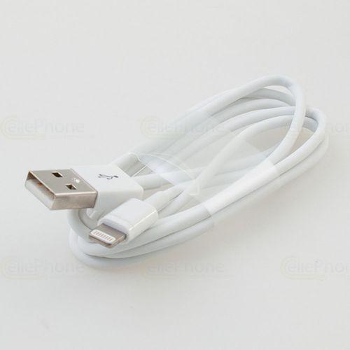 cellePhone USB Datenkabel auf Lightning für Apple iPhone 5 5c SE / 6 6S / 7 - 1M