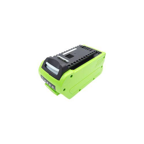 cellePhone Akku Li-Ion für Greenworks G-MAX 40V (ersetzt 24252) - 5000 mAh