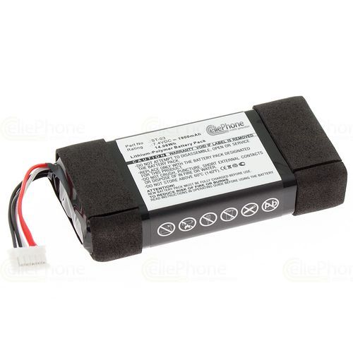 cellePhone Battery Li-Polymer for Sony SRS-X33 (replaced ST-03)
