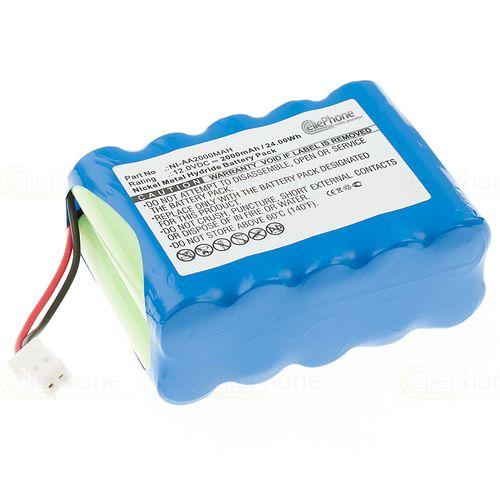 cellePhone Akku Ni-MH kompatibel mit Huaxi HX801 / LK-003 (Ersatz für NI-AA2000MAH)