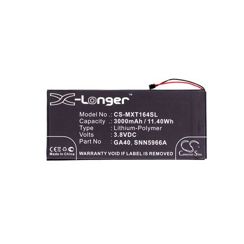 cellePhone Battery Li-Polymer for Motorola Moto G4 Plus (replaced GA40)