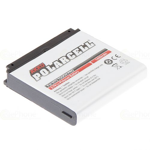 cellePhone battery Li-Ion for HTC Diamond 500 - Raphael 100 101 800 - T7272 T7278 - TyTn 3 (replaced 35H00111-08M)