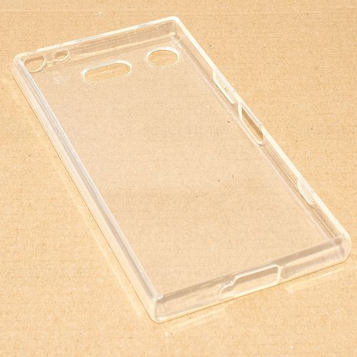 cellePhone TPU Case for Sony Xperia XZ1 Compact - transparent