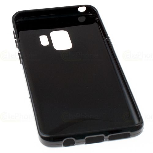 cellePhone TPU Case for Samsung Galaxy S9 - S-Curve black