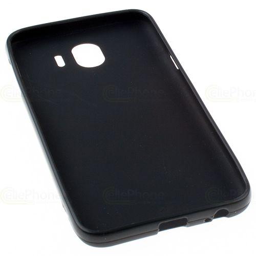 cellePhone TPU Case for Samsung Galaxy J4 2018 - black