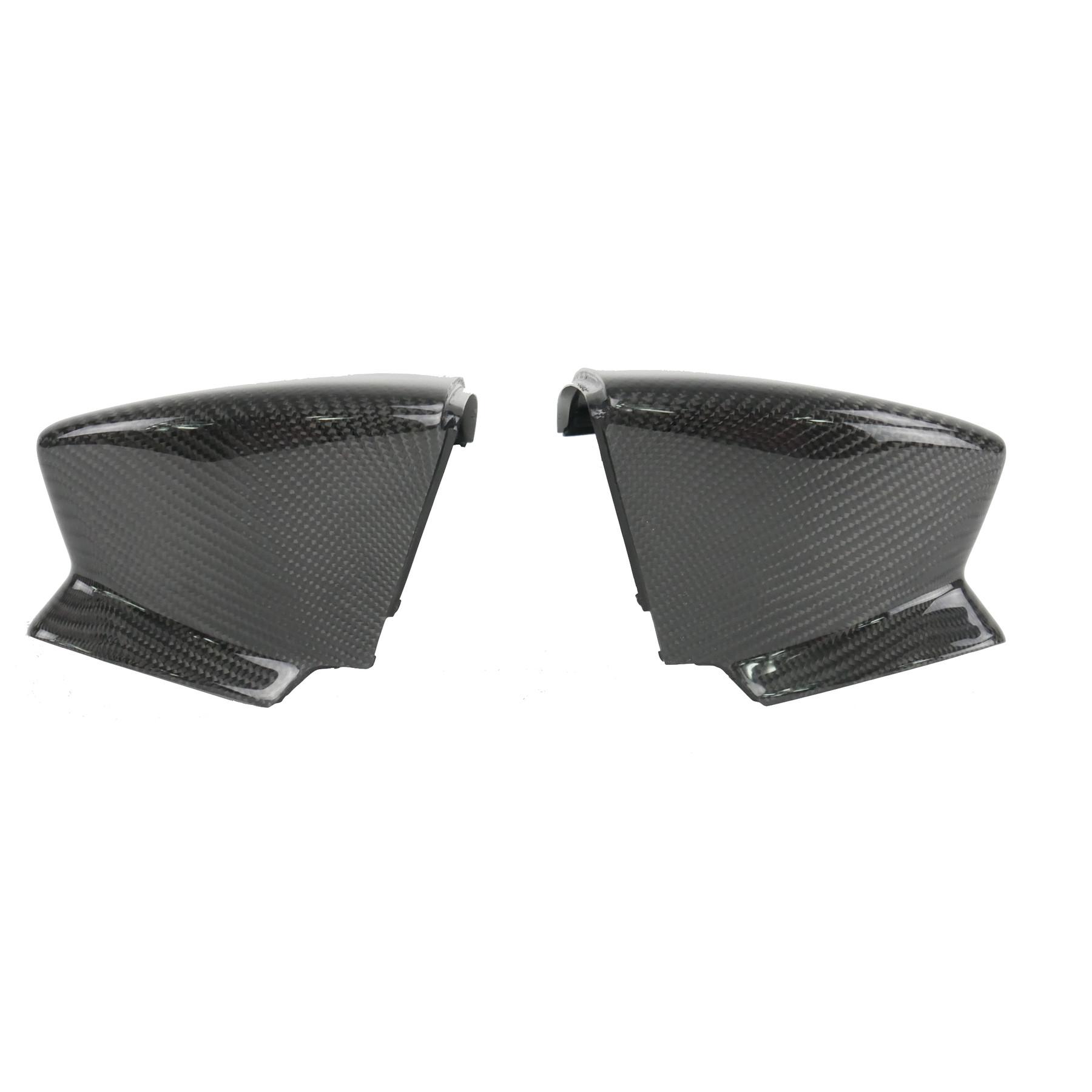 carbon spiegelkappen passend f r seat leon 5f sc st 12. Black Bedroom Furniture Sets. Home Design Ideas