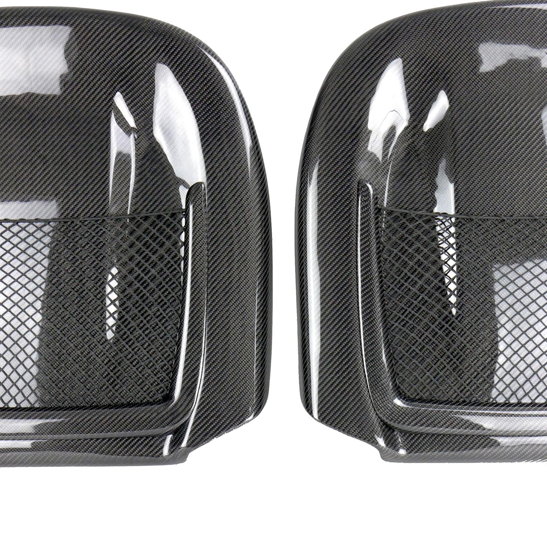 2 x Auto Vordersitz Abdeckung Schutz für Audi A4 S Line