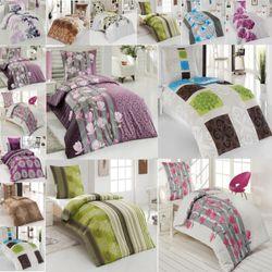 Sehr Hochwertige Baumwolle Renforce Bettwäsche Modelle 135x200 Kissenbezug 80x80