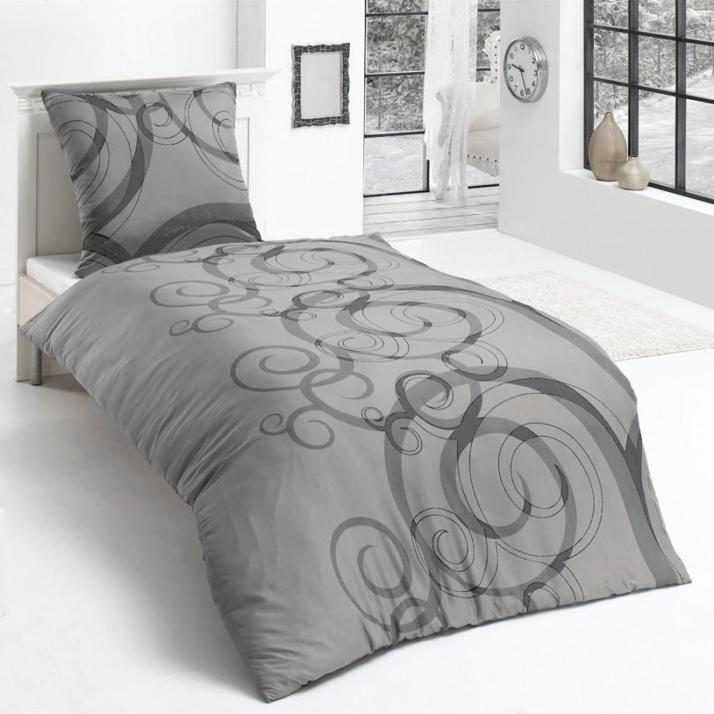 microfaser flausch fleece winter bettw sche kuschel weich. Black Bedroom Furniture Sets. Home Design Ideas