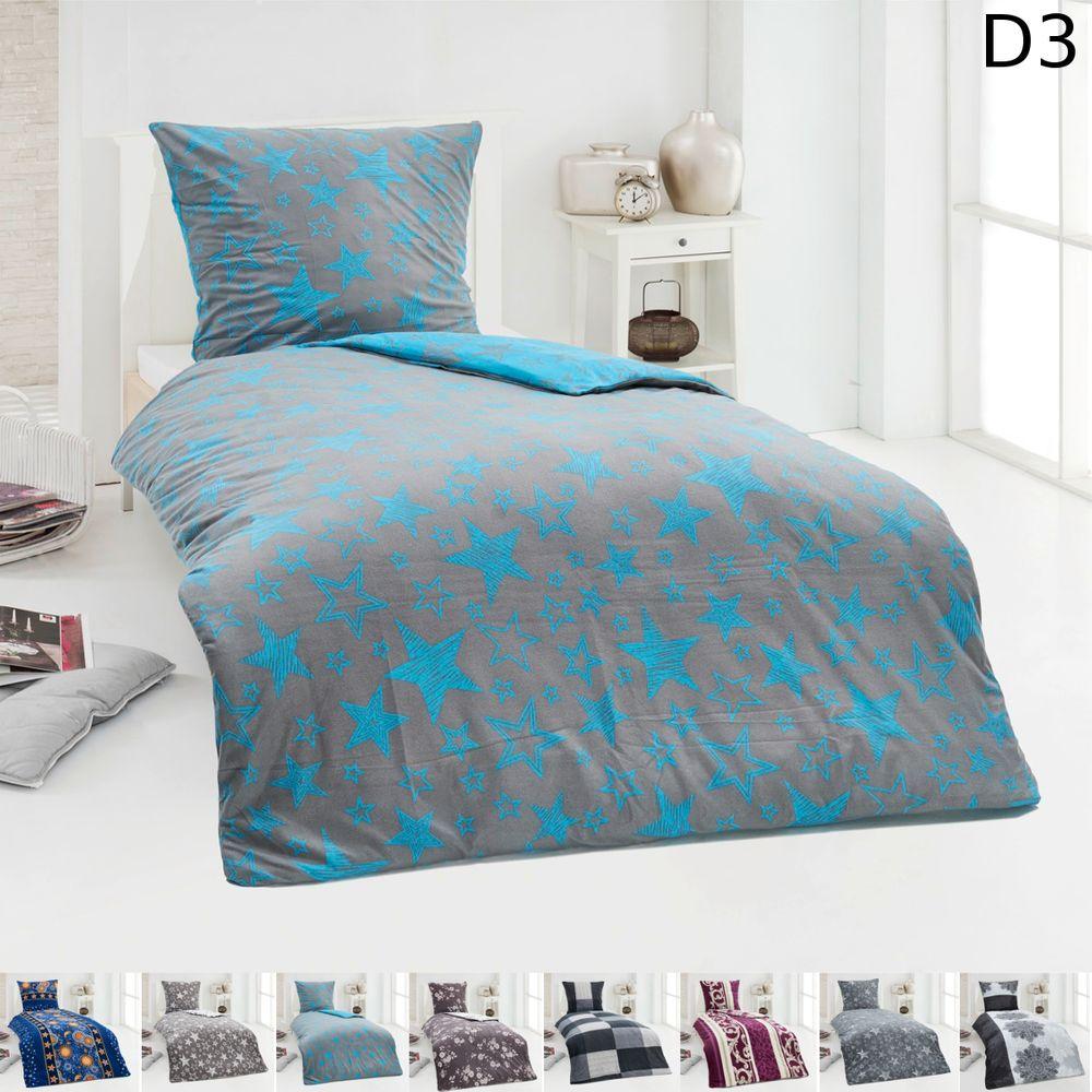 warme winter microfaser flausch fleece bettw sche 135x200 155x220 200x200 gratis dreamhome24. Black Bedroom Furniture Sets. Home Design Ideas